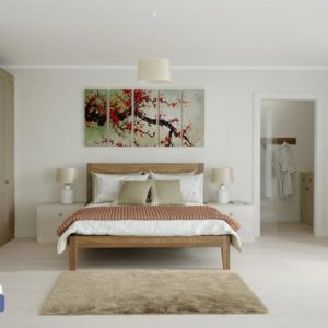 Interiors and bedrooms midsomer