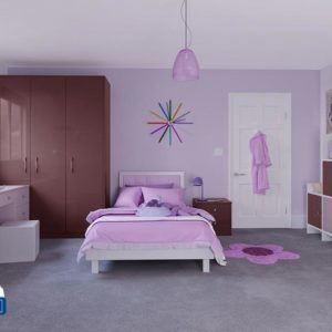 Interiors and bedrooms rialto